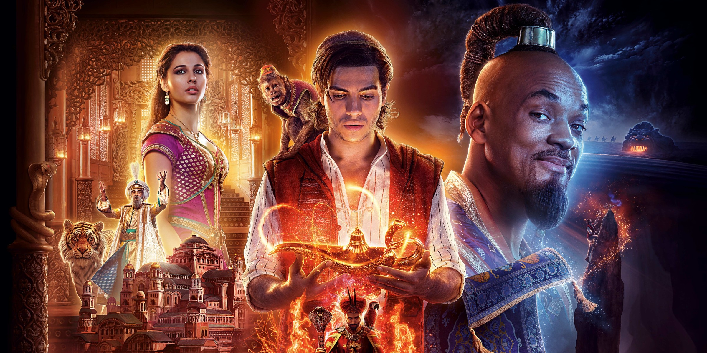 Aladdin 2019 Full Movie Download Openload Reviews