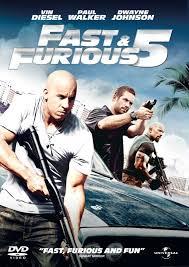 FAST FIVE (2011) DVDRIP