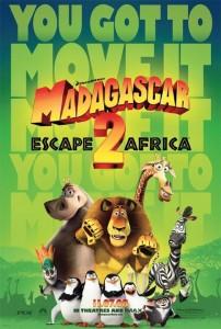 Medagascar: Escape to Africa 2008