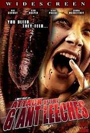 Download Attack of the Giant Leeches Movie