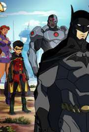 Download Justice League vs. Teen Titans 2016 Movie