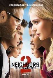 Bad Neighbours (2016)