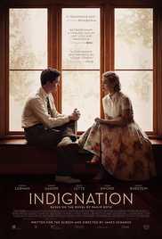 INDIGNATION 2016 MOVIE