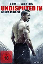 Boyka Undisputed (2016)