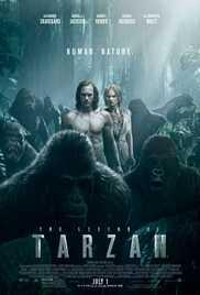 The Legend of Tarzan (1)