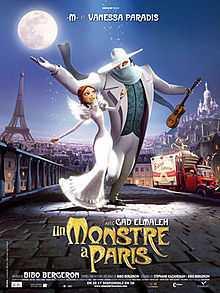 A Monster in Paris (2011)