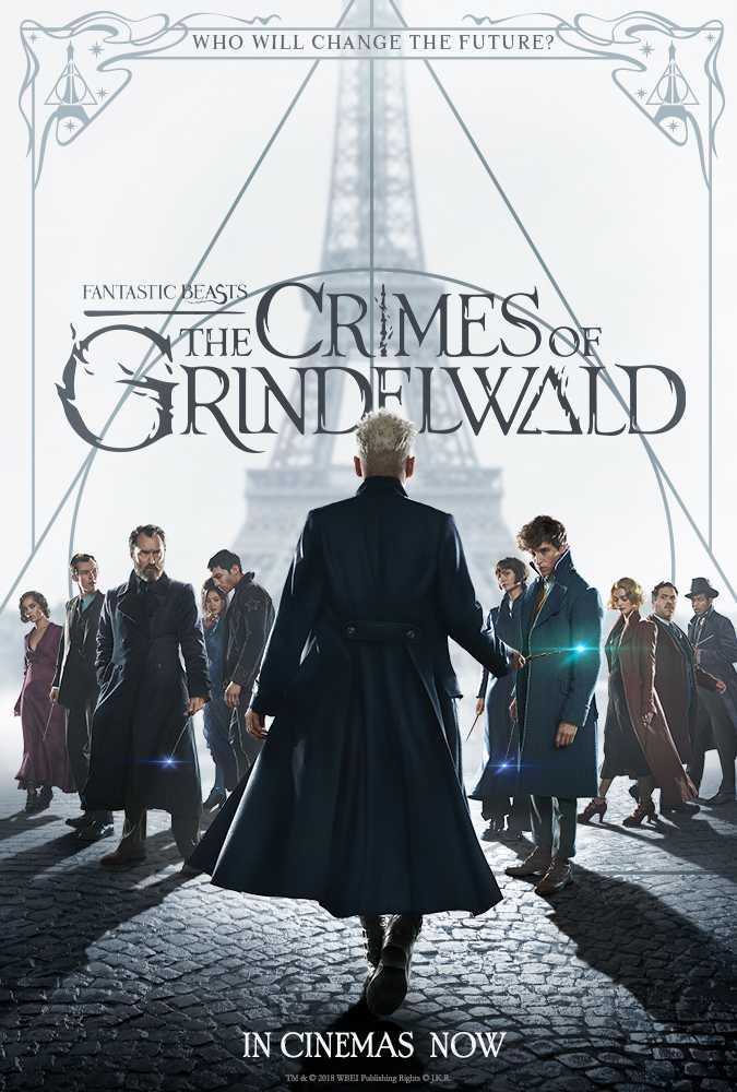 Fantastic Beasts The Crimes of Grindelwald(2018)