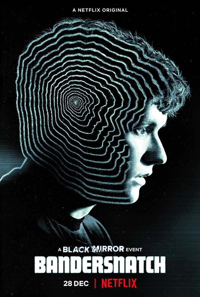 Black Mirror Bandersnatch 2018